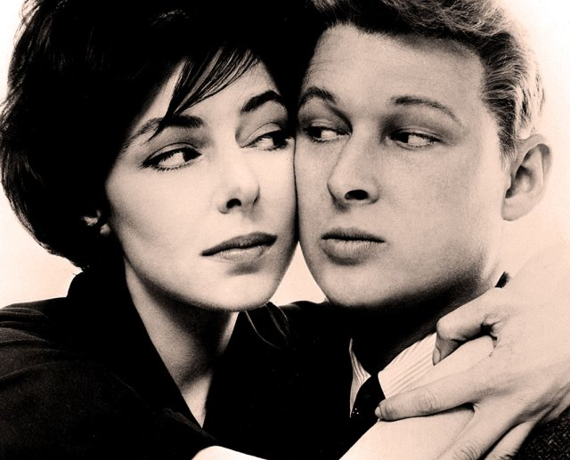 Nichols and May - new kids on the block in 1961.