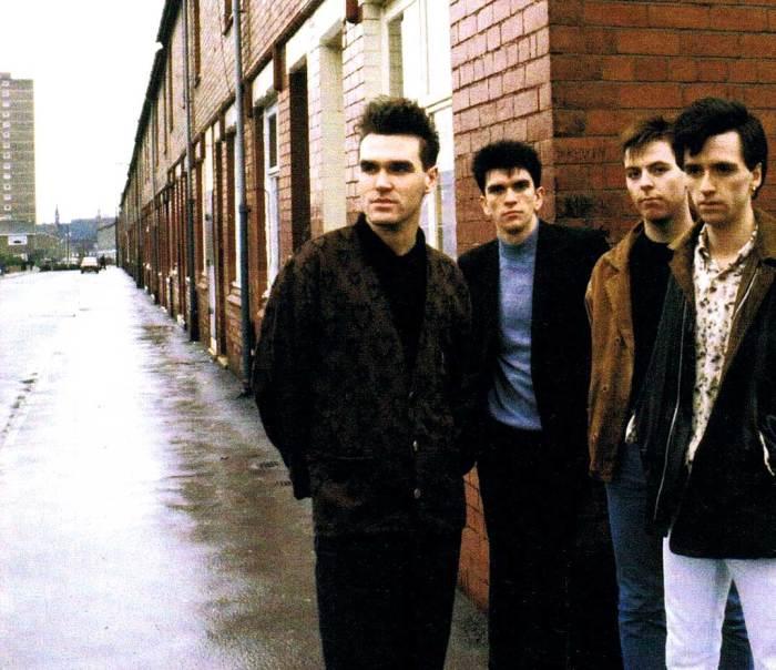 The Smiths - celebrating Rock's somber, introspective side.