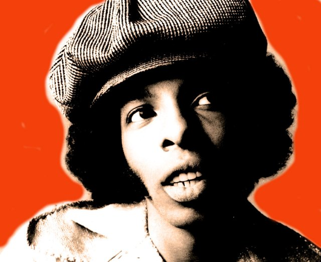 Sly Stone - the undisputed King of Sayin' It.