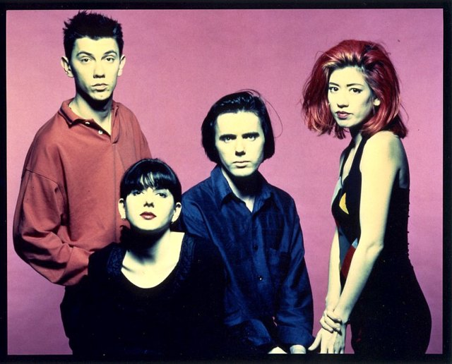 Lush -  along with Shoegaze came Dreamscape. And the World became wrapped in Sound.