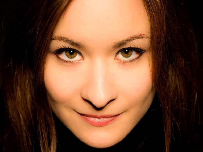 Arabella Steinbacher -  balances lyricism and fire with equal aplomb (photo: Rabsch)