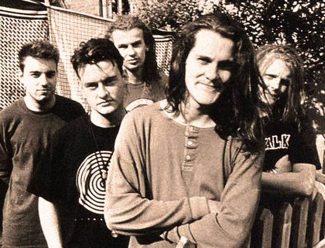 Ned's Atomic Dustbin - The 90s also melted.