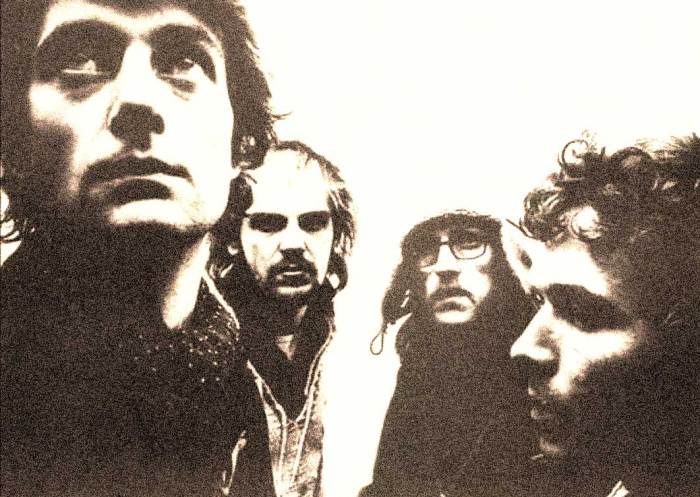 Van der Graaf Generator - one of the most influential bands of the Progressive Rock period. And you definitely couldn't dance to them.
