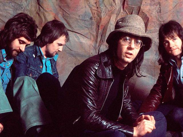 Manfred Mann's Earth Band -  weathering the British Invasion and heading into Prog territory by the 1970s.