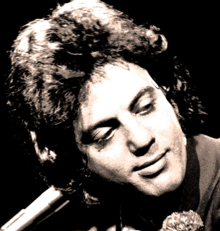 Billy Joel - with a body of work that constitutes inclusion in just about any Great American Songbook.