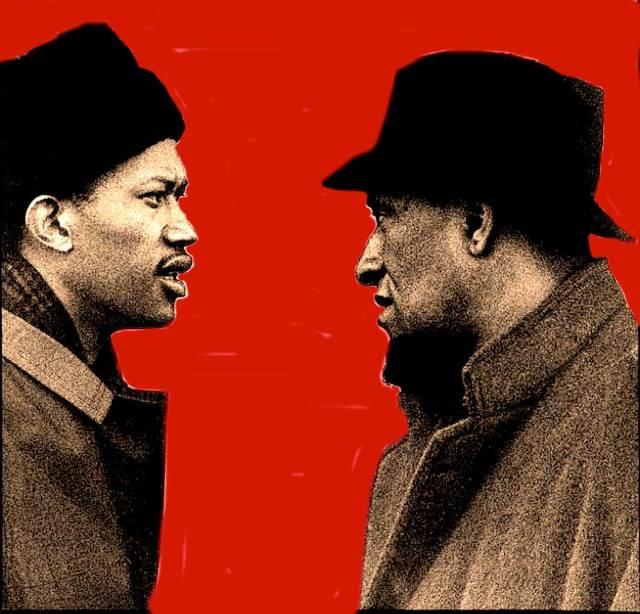 Don Cherry and Sonny Rollins - The Copenhagen Summit.