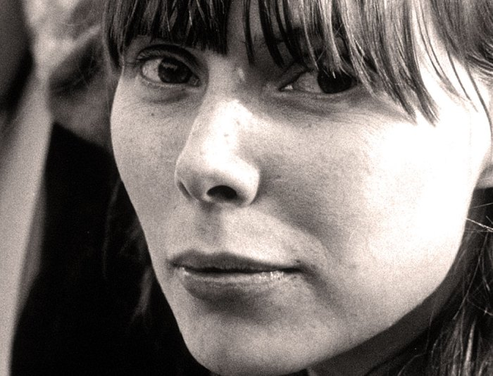Joni Mitchell -  fortunately, the rumors aren't true.