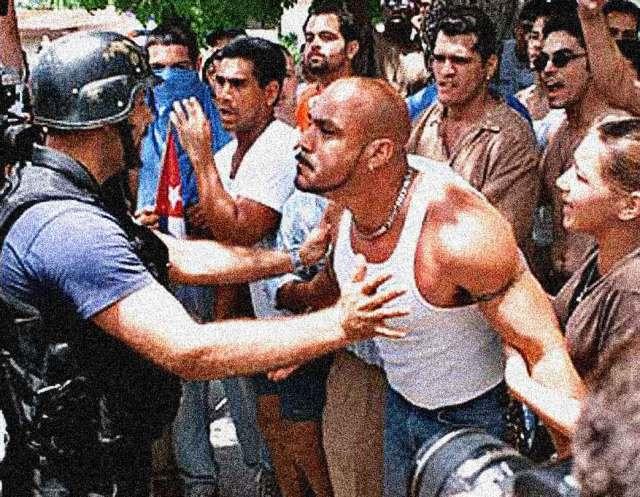 The Elian Gonzalez case was touching raw nerves.