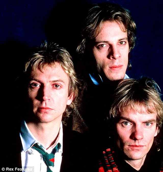 The Police came along and suddenly Punk became very acceptable.