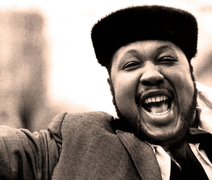 . . . and the inimitable Les McCann.