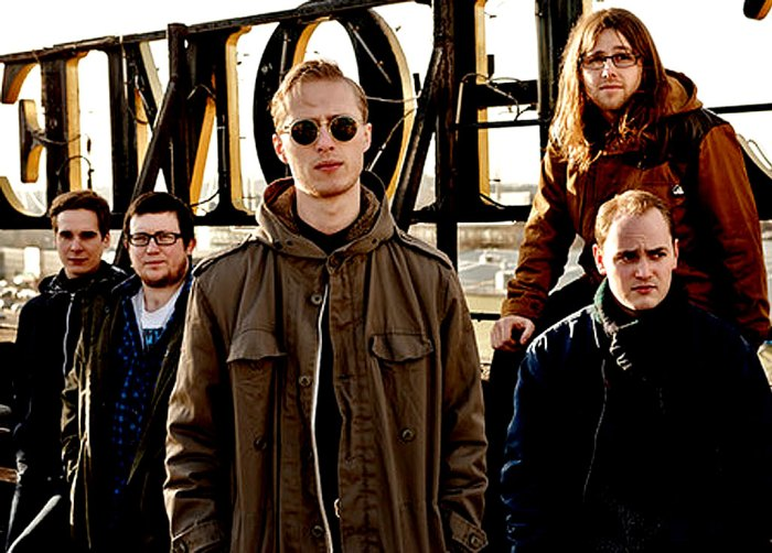 Eagulls - a taste of Post-Punk from Leeds.