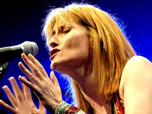 Eddi Reader -  From the Waterboys to an MBE.