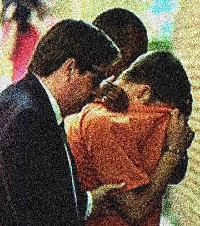 Shooter Anthony Solomon in custody.  Killing season was  upon us.