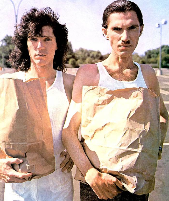 "Sparks - asking the age-old question ""is there humor in music?"""
