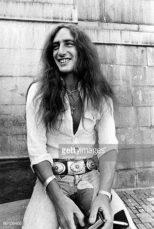 Ken Hensley of Uriah Heep - convinced Punk had no future (photo: Getty Images)
