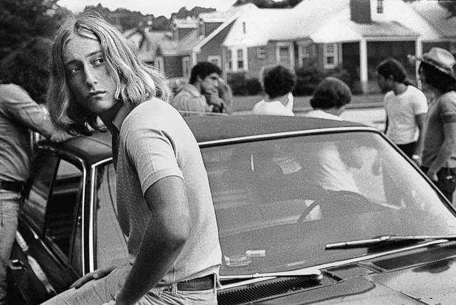 The 70s were coming to an end . . . sooner or later. (photo: Joseph Szabo)