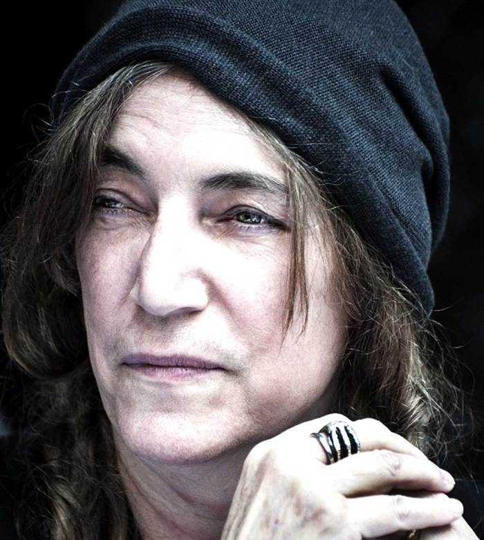 Patti Smith - after a 16 year absence - a homecoming.