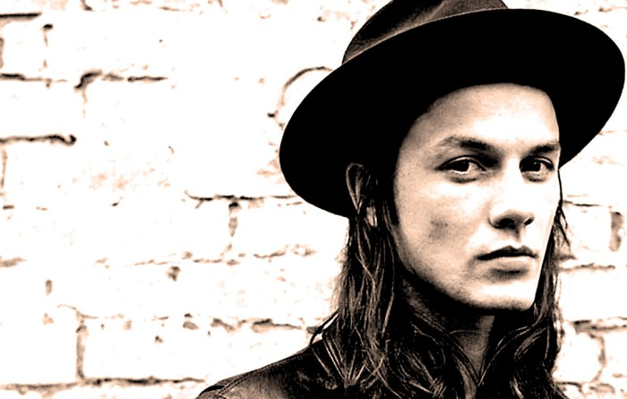 James Bay - enjoying the fruits of a meteoric rise.