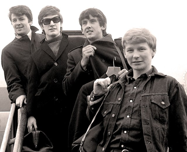 The Searchers - In 1964, The British Invasion was in full bloom.