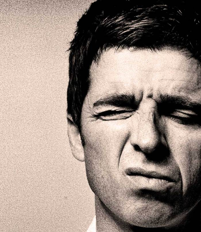 Noel Gallagher - the next logical step that began a lifetime and two decades ago.