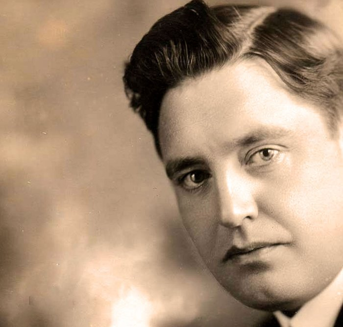 John McCormack - one of the most famous and admired Irish Tenors of the 20th century.