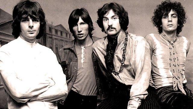 Pink Floyd - trailblazers in 1967.