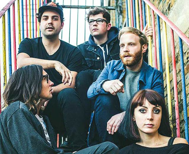 Menace Beach -  If Indie and Noise Pop had Supergroups - they'd be it