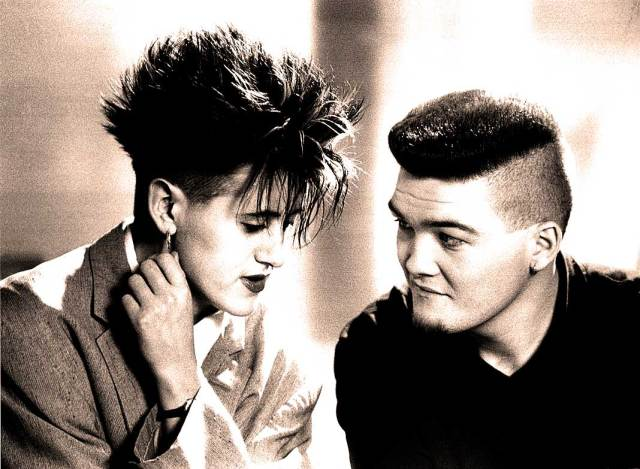 Everything But The Girl - pleasantly reminded the 80s were full of substantial moments.