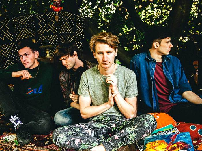 Glass Animals - the new Millennium mind melt.