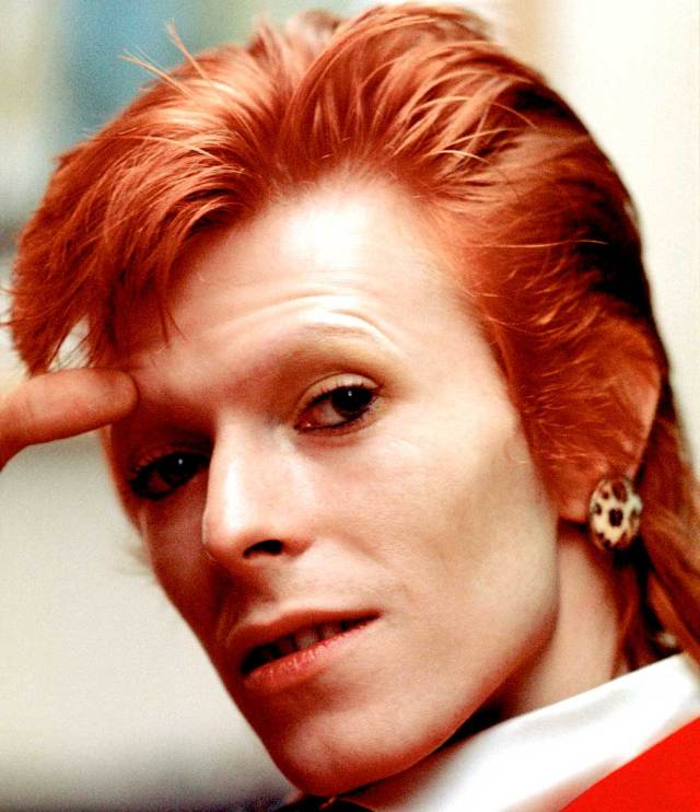 Ziggy played guitar.