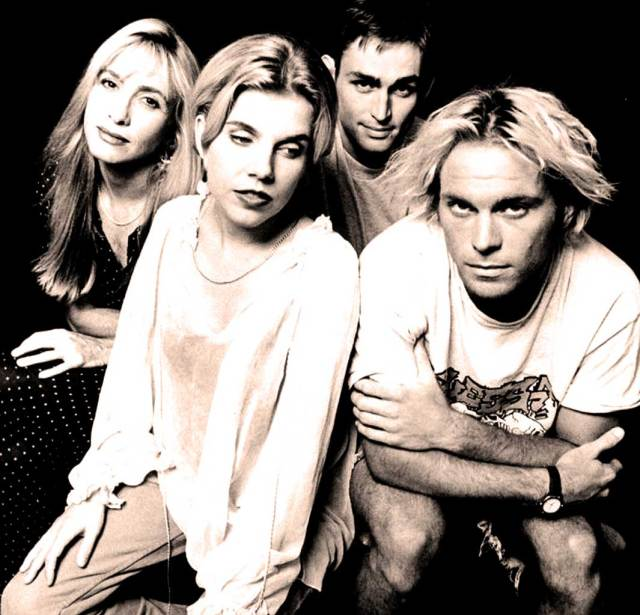 Belly - The fiery spark of 90s Indie.