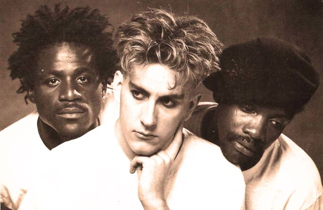 Fun Boy Three - evolving out of Ska -looking back every now and then.