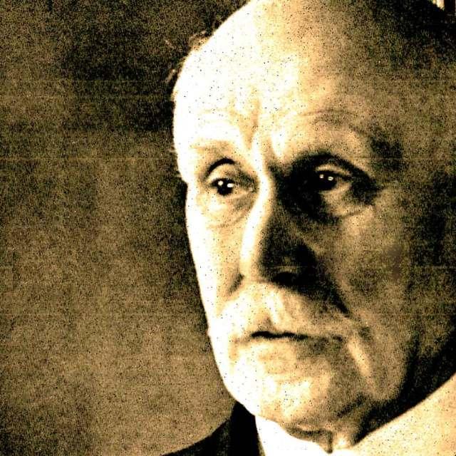 Marshal Petain - Hero of World War 1 - disgrace of World War 2.
