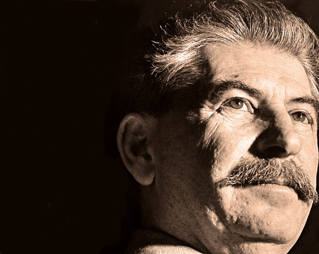 Stalin - the most powerful man in Russia had been suspiciously absent lately.