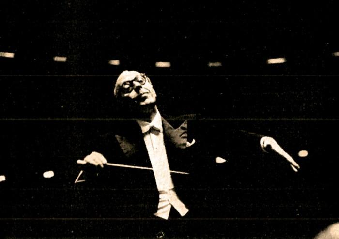 The inimitable Maestro Szell.