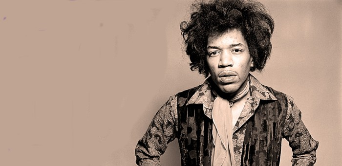 The passing of Jimi Hendrix, this day in 1970 went almost unnoticed in mainstream media.
