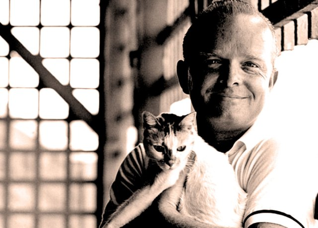 Truman Capote - didn't make it to 60 but left an enduring literary legacy.