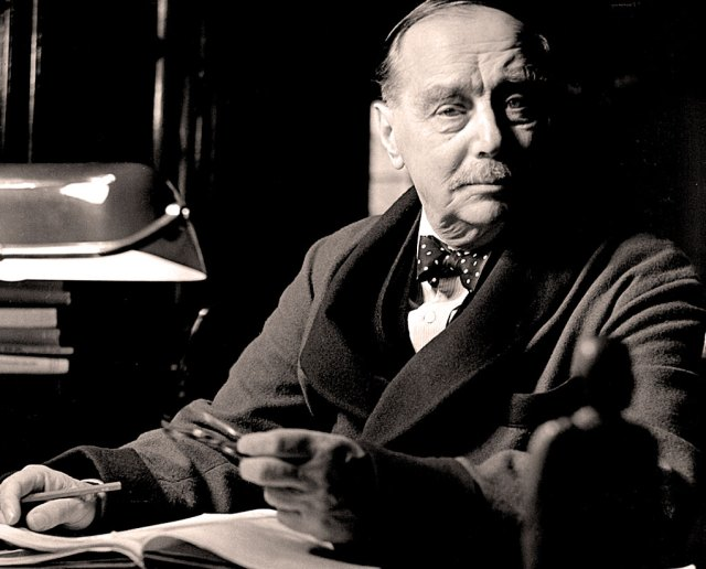 H.G. Wells - The view from 1937 was eye-opening.