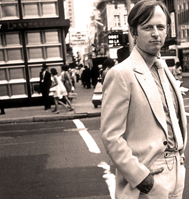 """Tom Wolfe - coining the phrase """"the ME decade""""."""