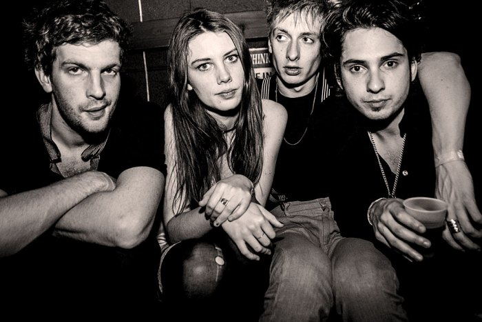 Wolf Alice - a standout concert at Inrocks, sadly overshadowed by events taking place that same night in another part of the city.