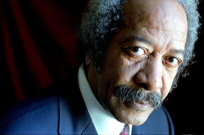 Allen Toussaint (1938-2015) - An institution - a guiding light.