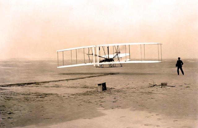 Kittyhawk - December 17, 1903