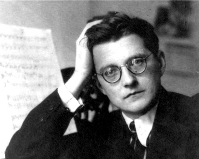 Shostakovich - even as a film composer, he wasn't without controversy.