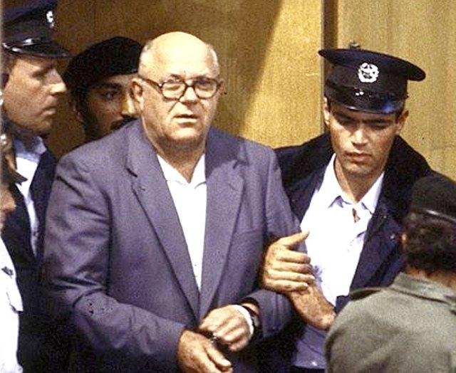John Demjanjuk 1988