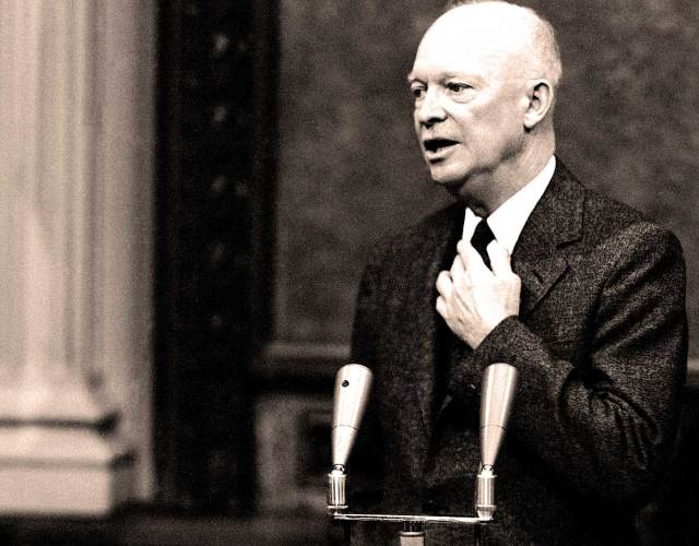 January 25, 1956 - President Eisenhower Press Conf.