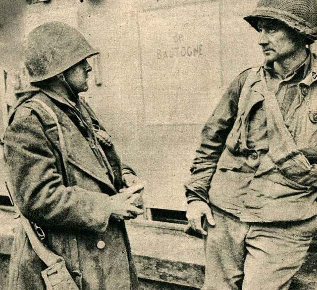 January 20, 1945 - The push to Berlin was on.