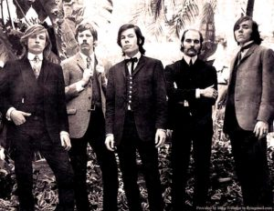 The Charlatans in 1966