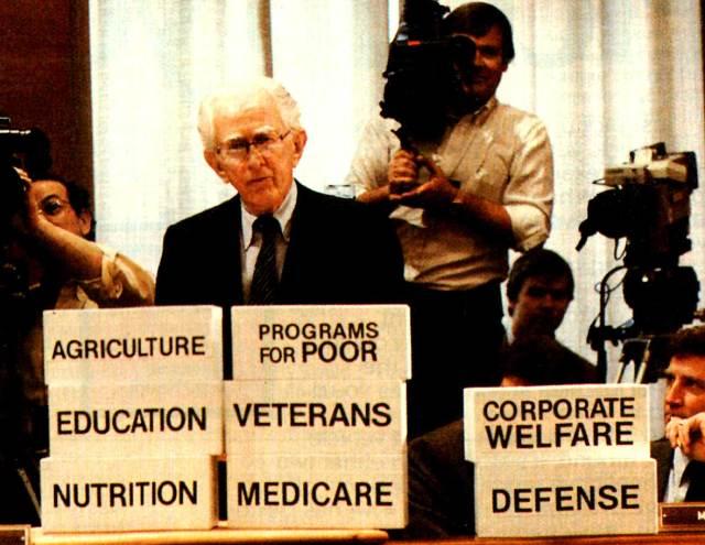 February 2, 1985 - Budget cuts