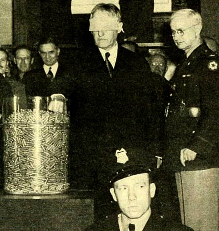 Draft lottery - march 17, 1942