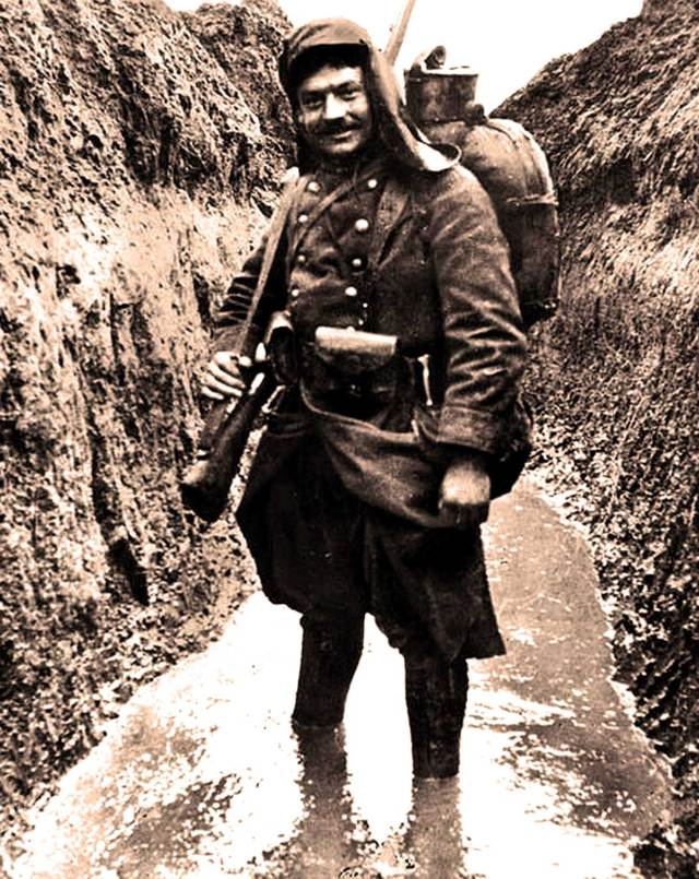 Trenches - World War 1